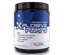XPLOSIVE PUMPS
