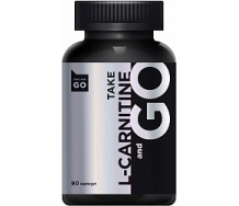 Take L-Carnitine and GO