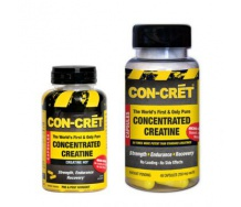 Con-cret concentrated creatine caps