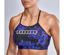 Топ Purple High Amethyst Cross Training Top