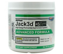 Jack3d Advanced