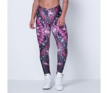 Fitness Printed Cosmo Legging