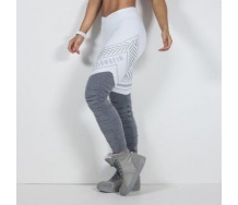 Grey Yoga Legging