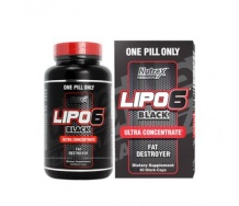 Lipo-6 Black Ultra concentrate V2