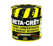 Beta-cret Micro-Concentrated Pre-Workout Intensifier