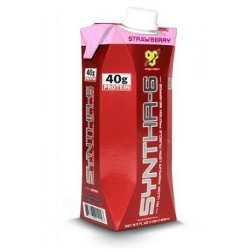 Bsn syntha-6 rtd, strawberry, 500 ml
