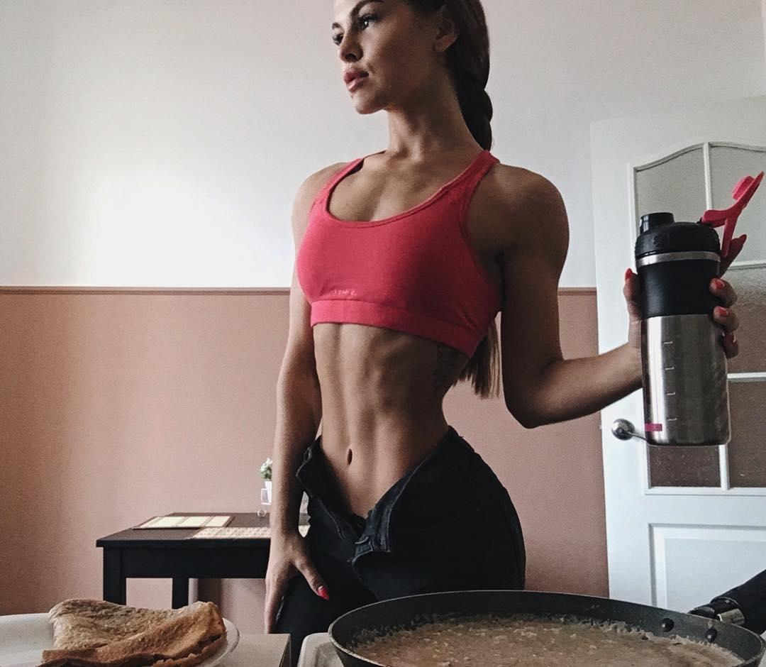 жиросжигание и набор мышечной массы