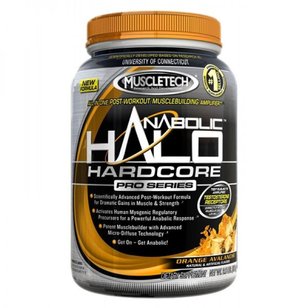 Anlisis de Anabolic Halo Performance Series - NutriBold